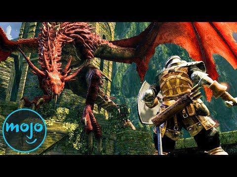 Top 10 Memorable Dark Souls Moments