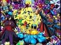 Thanos VS Ichigo Madara Buu Superman Galactus