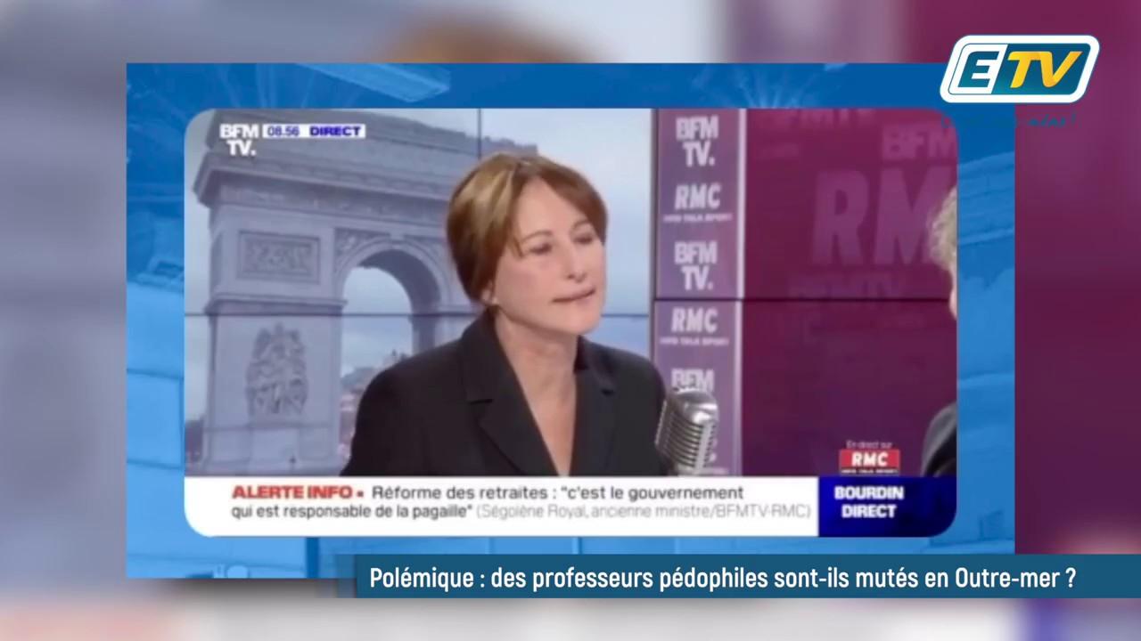 Polémique : des professeurs pédophiles sont-ils mutés en Outre-mer ?
