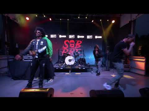 SOB X RBE - Paramedic! (Live at FADER FORT) | VR180 Video