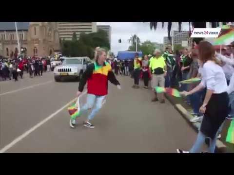 Latest update on Zimbabwe, White Lady Dance