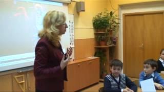 Школа №551. Урок литературного чтения. Собина Н.С.