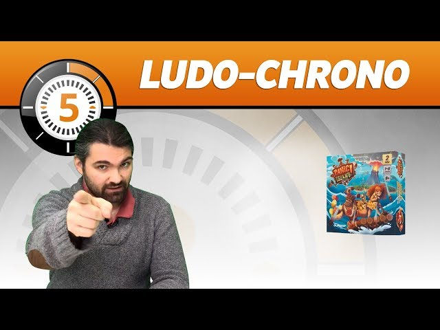 LudoChrono - Panic Island