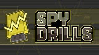 Club Penguin EPF Spy Drills Gameplay