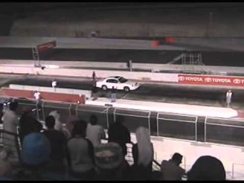 2002 Lincoln Town Car Signature Series Drag Racing Youtube