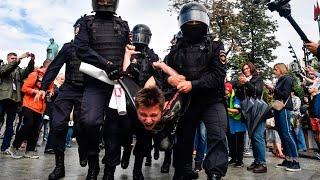Мир взорвался протетсами Массовые акции по всей планете Коронавирус бьёт с новой силой