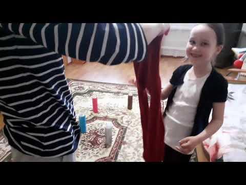 Подвижные игры дома. Для детей 6 и 7 лет