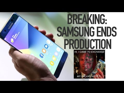 Download RIP GALAXY Note 7 is OVER Recall UPDATE