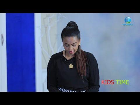ድንቅ ስጦታ || Prophet Suraphel Demissie  || Presence kids time|| Presence tv channel