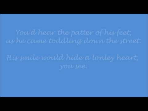 The Old Lamp Lighter: Lyric Video - Pat Hamilton