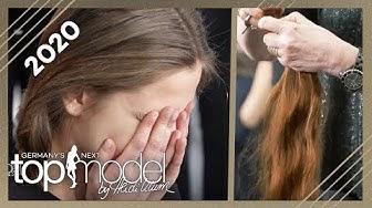 Kurz vorm Nervenzusammenbruch: Anastasias Haare kommen ab! | GNTM 2020 | ProSieben