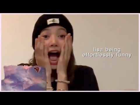 lisa being effortlessly funny