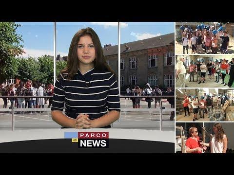 20ème édition du Parco News, le JT du collège du Parc aux Charrettes