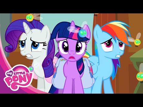 Мультфильм Дружба - это чудо про Пони - Незваные гости