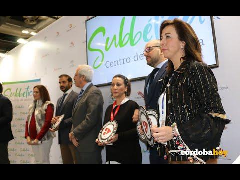 La Subbética cordobesa presenta sus bondades turísticas en FITUR 2020