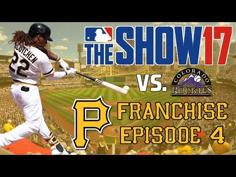 MLB 17 The Show: Pittsburgh Pirates Franchise - BUY OR SELL? [Y1G65 EP4]
