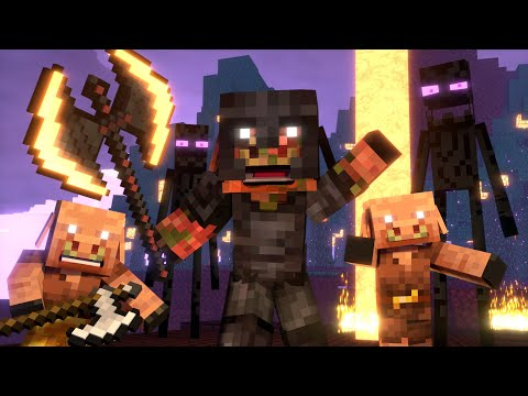 Annoying Villagers 45 - Minecraft Animation