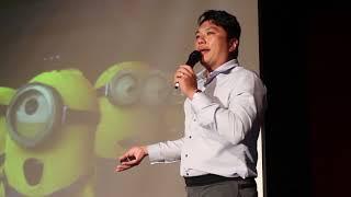 不用想太多,做就對了 | 昇衍 李 | TEDxCGU