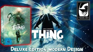 The Thing - Turbine Medien Deluxe Edition modern Design Unboxing+Vergleich