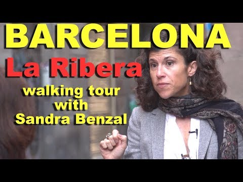 Barcelona, La Ribera walking tour