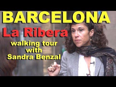 Barcelona, La Ribera walking tour