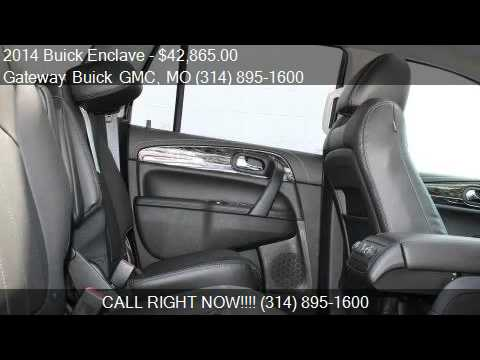 2014 Buick Enclave Leather 4dr SUV for sale in St  Louis  MO   YouTube 2014 Buick Enclave Leather 4dr SUV for sale in St  Louis  MO
