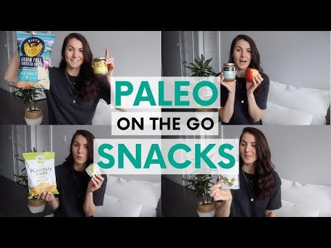The BEST Paleo On-the-Go Snacks