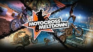 MOTOCROSS MELTDOWN Android GamePlay Part 2 (HD) [Game For Kids]