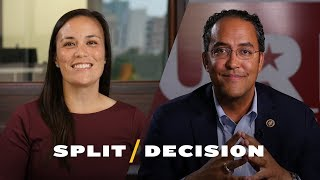 Meet U.S. Rep. Will Hurd and his Democratic challenger, Gina Ortiz Jones