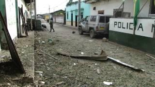Carro bomba en Corinto Cauca