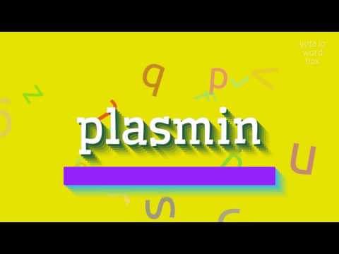 "How to say ""plasmin""! (High Quality Voices)"