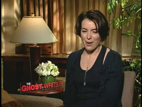 "Olivia Williams Talks About ""The Ghost Writer"""