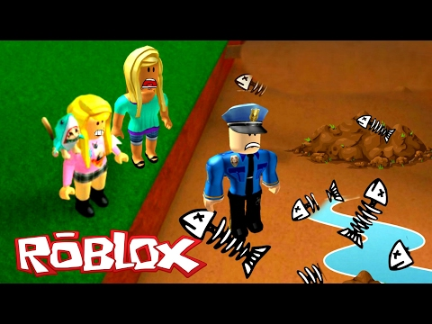 THE LAKE IS GONE!!   Roblox Roleplay Pokemon Brick Bronze #4