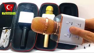 ميكروفون كيروكي - Karaoke Mikrofonu