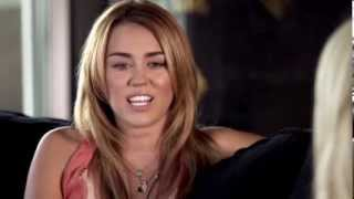 Miley Cyrus Interview On The Conversation