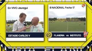 Flandria vs Institute full match