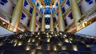 Video 12 Of 13 - Burj Al Arab 7 Star Hotel - Bucket List Trip To Greece, Italy & Dubai.