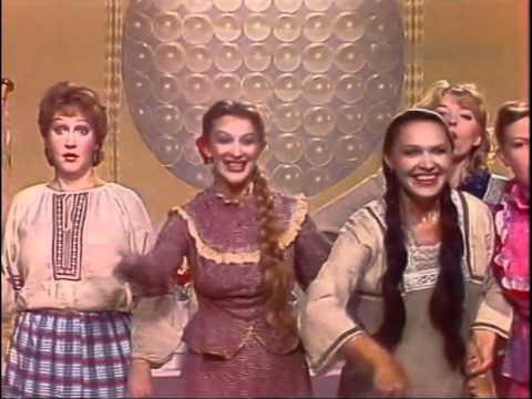 Русская песня и Ариэль - Порушка-Параня (1983)