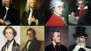 HD Quality - The Best Classical Music - Mozart, Beethoven, Bach, Chopin... Classical Music Piano