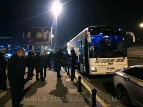 Məşhəd Ziyarəti Ceferi 313 Tour