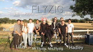 Interview with Indie Rock Band FLYZIG   Music Video   KaiCreative