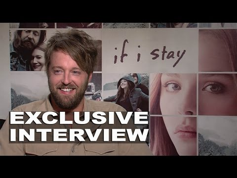 If I Stay: Joshua Leonard Exclusive
