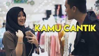 Cantik!! Prank Gombalin Cewek Cantik Gak Kenal | Awan Kinton Gombalin Cewek Part 5 | Prank Indonesia