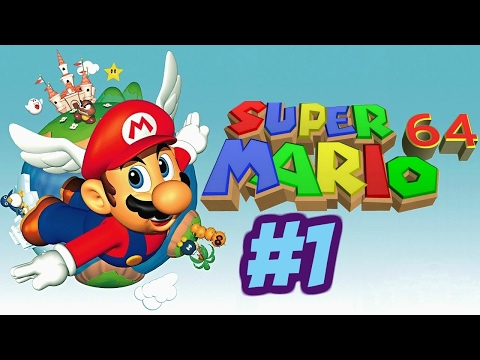 Super Mario 64 #1 (N64)