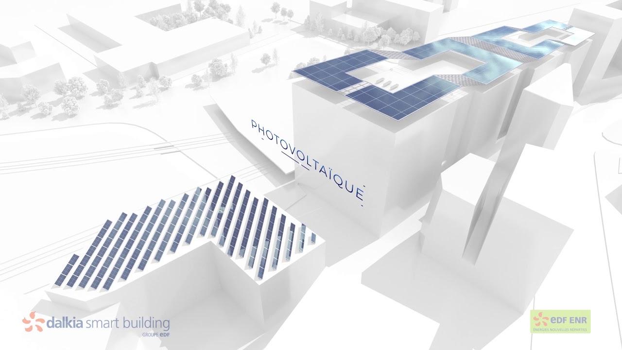 Accueil Dalkia Smart Building