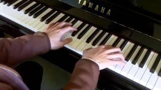 ABRSM Piano 2013-2014 Grade 2 A:5 A5 Handel Menuett in G Minor HWV 453/4 Performance