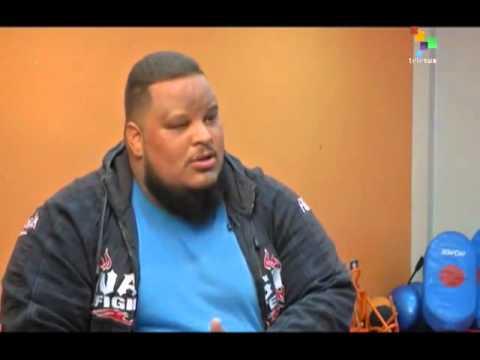 Interviews from Caracas – Sumo Wrestling in Venezuela