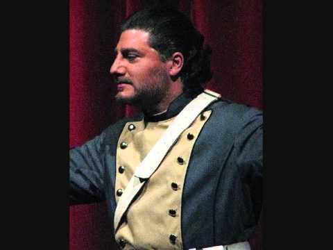"""Vesselina Kasarova, Jose Cura  Carmen Final Scene  """"C´est Toi, C´est Moi"""" (Bizet)"""