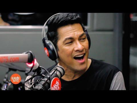 "Gary Valenciano sings ""Wag Ka Nang Umiyak"" (Ang Probinsyano OST) LIVE on Wish 107.5 Bus"