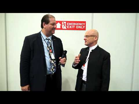 Financial IT interviews Vince O'Brien at Sibos 2015